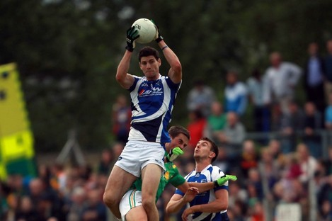 Brendan Quigley is home but will he be lining out for Laois in 2015?