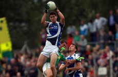 Brendan Quigley is back from New York and making Laois his home again