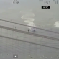 "Man who scaled the Brooklyn Bridge ""for fun"" has been charged"