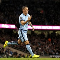 Jovetic double sees Man City get the better of Liverpool