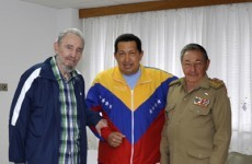 Where is Hugo Chavez?