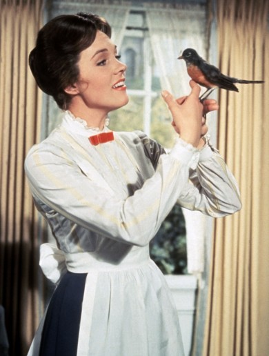 Mary Poppins is 50 today