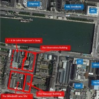€17.75 million for Dublin docklands site adjoining old U2 studio