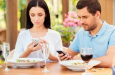 Opinion: We are more concerned with beeps from our phone than the person in front of us