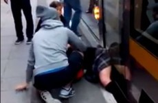 Girl stuck between Luas and platform freed by passers-by