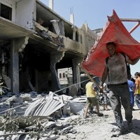 "UN chief calls for ""durable peace"" in Gaza after indefinite truce"