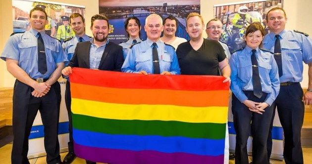 Limerick Gardaí to make history with rainbow flag at gay pride parade