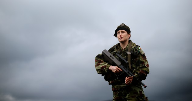 Irish peacekeeping troops experiencing 'some harassment' in Syria
