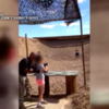 A 9-year-old girl shot her instructor dead in shooting range accident