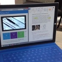 Microsoft built a Surface Pro 3 tablet out of cardboard, and it kinda works
