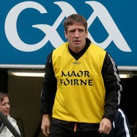 Kieran McGeeney confirmed as new Armagh manager for the next 5 years