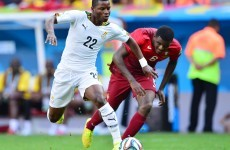 Celtic wrap up deal for Ghanaian international Mubarak Wakaso