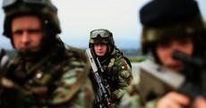 Irish troops on high alert after rebels capture Golan Heights border crossing