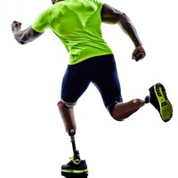 'Like getting my leg back': Amputees walk more freely with new prosthesis
