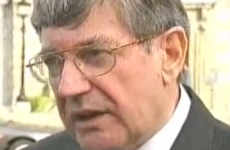 Check out this video of Fianna Fáil minister Ray Burke 'baring his soul' to the Dáil in 1997