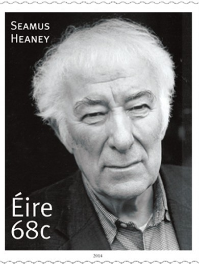 An Post's anniversary tribute to Seamus Heaney is beautiful