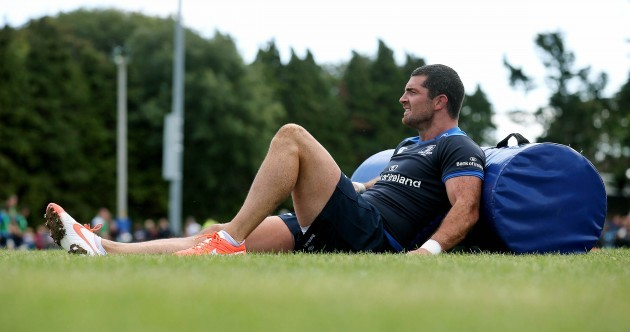 Pre-season training just ain't what it used to be for rugby players