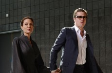 Angelina Jolie and Brad Pitt got married at the weekend