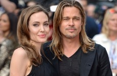 Here is how the internet reacted to Brad and Angelina getting married