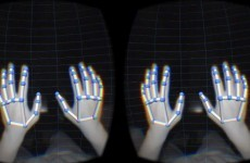 This motion tracker will allow you to use your hands in virtual reality