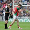 Mayo's Lee Keegan has been cleared to play against Kerry this Saturday