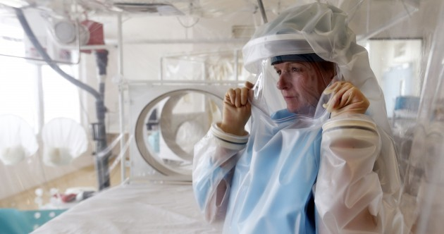 These scary-looking suits are pointless in fighting Ebola - Spanish doctors