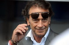John Giles thinks the Leeds owner is a 'headbanger'
