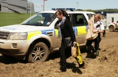 Toxicology tests carried out after Glastonbury festival death