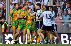 Boos and the blanket defence: The day there was almost more scoring at Old Trafford than Croker