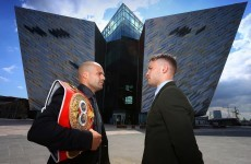 Frampton: Kiko might be world champ - but he can't handle the trash talk