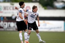 Dundalk hold on to edge closer to the title