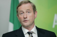 Enda off to Brussels for election of new European Council President