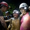 20 miners rescued and five still missing after cave-in