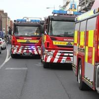 Gardaí investigate fire at derelict nursing home
