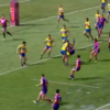 Israel Folau's 19-year-old brother makes a big hit in rugby league