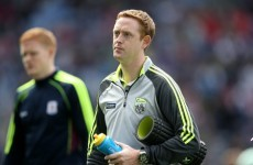 Is Colm Cooper going to make a shock return for Kerry today?