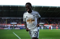 Swansea go top after West Brom rout