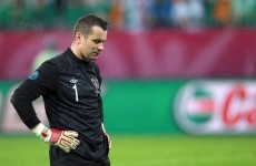 Shay Given has returned to the Republic of Ireland squad this evening