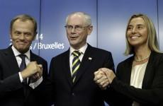 Meet the new bosses: Poland's Tusk and Italy's Mogherini chosen for EU top jobs