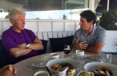 How's it hanging Rory? It's the sporting tweets of the week