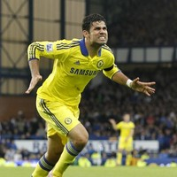 Mourinho hails 'perfect performance' from two-goal Diego Costa