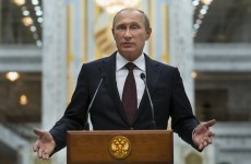 For the first time, Vladimir Putin's raised the prospect of giving east Ukraine 'statehood'