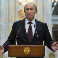 For the first time, Vladimir Putin's raised the prospect of giving east Ukraine 'statehood'