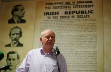 'Step away from conflict': Martin McGuinness's peace plea to dissidents