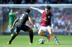 Aston Villa edge Hull to continue strong start