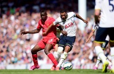 Balotelli off to winning start with Sterling-inspired Liverpool win over Spurs