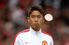 Japanese star Kagawa departs Man United for Dortmund