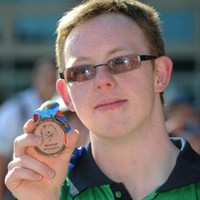 Ireland takes two more medals at the Special Olympics