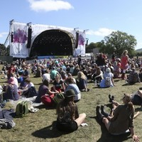 Electric Picnic was looking lovely in the sunshine today: photos