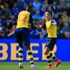 Sanchez puts Arsenal in front but Ulloa equalises for Leicester